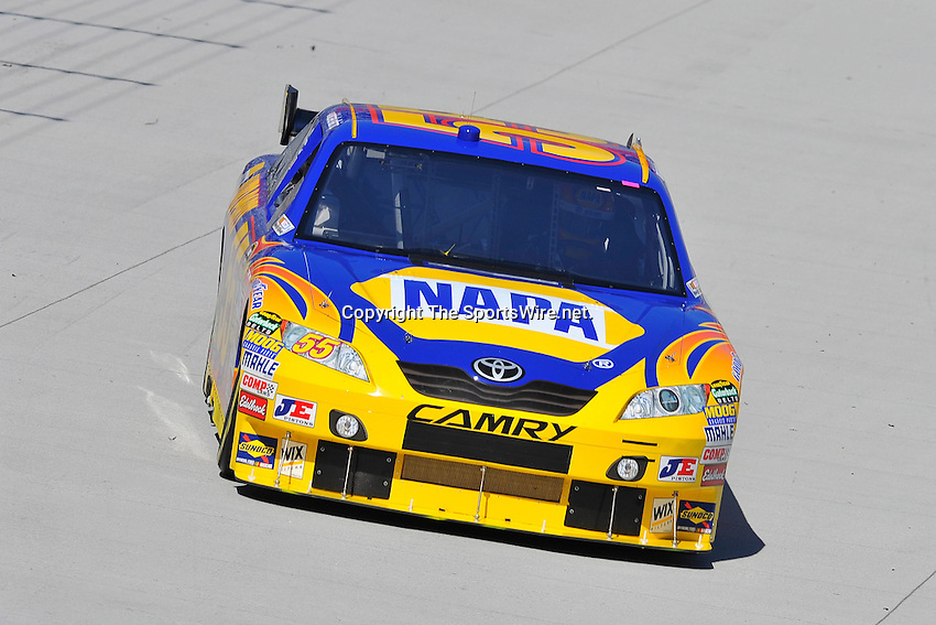 Mar 20, 2009; 12:30:59 PM; Bristol, Tn., USA; NASCAR Sprint Cup Series practice for the Food City 500 at the Bristol Motor Speedway.  Mandatory Credit: (thesportswire.net)