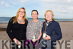 Tina Griffin, Bernadette Fitzgerald and Bridget O'Connor at the Camp Annual  Recovery Haven Celebration of Light at Garrahies Beach on Sunday