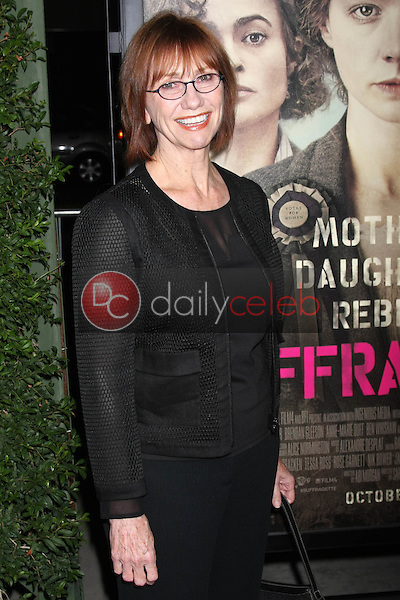 "Kathy Baker<br /> at the ""Suffragette"" Premiere, Samuel Goldwyn Theater, Beverly Hills, CA 10-20-15<br /> David Edwards/DailyCeleb.Com 818-249-4998"