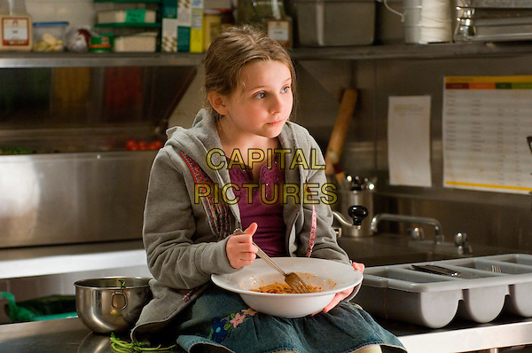 ABIGAIL BRESLIN .in No Reservations .**Editorial Use Only**.CAP/FB.Supplied by Capital Pictures