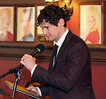 Benjamin Walker during The 69th Annual Outer Critics Circle Awards Dinner at Sardi's on May 23, 2019 in New York City.