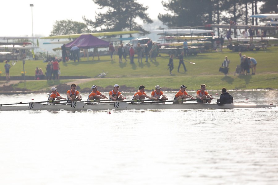 Race: 95  Event: J16 8o   Final B <br /> <br /> Junior Inter Regional Regatta 2018<br /> <br /> To purchase this photo, or to see pricing information for Prints and Downloads, click the blue 'Add to Cart' button at the top-right of the page.