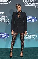 17 November 2019 - Las Vegas, NV - LeToya Luckett. 2019 Soul Train Awards Red Carpet Arrivals at Orleans Arena. Photo Credit: MJT/AdMedia