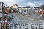 Construction site on the Doon road in Tralee