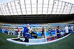 Luiz Felipe Scolari (BRA),<br /> JUNE 28, 2014 - Football / Soccer :<br /> FIFA World Cup Brazil 2014 Round of 16 match between Brazil 1(3-2)1 Chile at Estadio Mineirao in Belo Horizonte, Brazil. (Photo by D.Nakashima/AFLO)