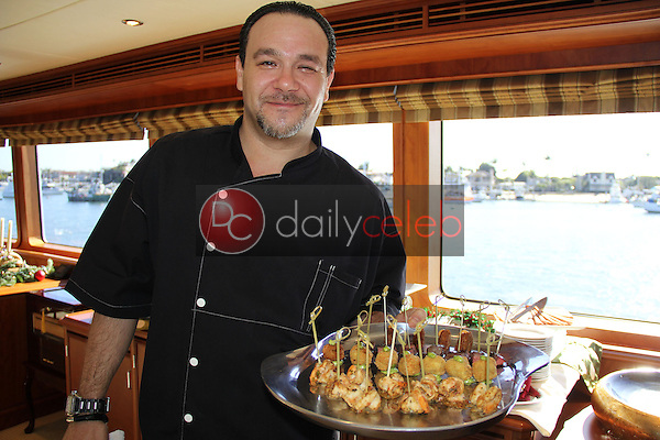 Chef Jason<br /> at the Living the High Life with Brad and Kimberly Press Conference, Private Location, Newport Beach, CA 12-22-12<br /> David Edwards/DailyCeleb.com 818-249-4998