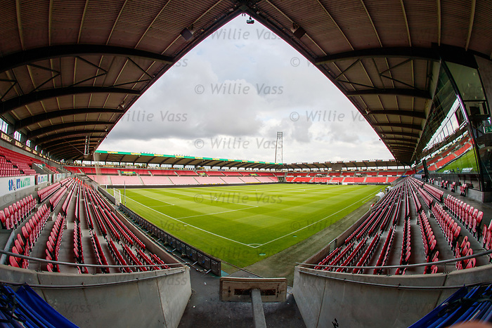 07.08.2019 FC Midtjylland and Rangers pressers: MCH Arena