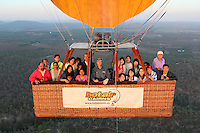 20141016 16 October Hot Air Balloon Cairns