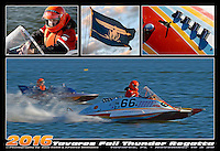 "Bill Morrison, A-66 ""Competition"" (2.5 Litre Staudacher ""S"" bottom designed hydroplane)"