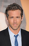 "WESTWOOD, CA - AUGUST 01: Ryan Reynolds attends ""The Change-Up"" Los Angeles Premiere at Regency Village Theatre on August 1, 2011 in Westwood, California."