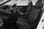 Front seat view of 2019 Peugeot 5008 Allure 5 Door SUV Front Seat  car photos