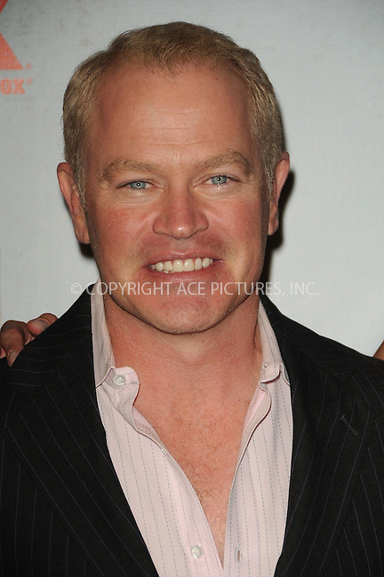 WWW.ACEPIXS.COM . . . . .  ....January 10 2012, LA....Actor Neal McDonough arriving at the premiere of 'Justified' Season 3 at the Directors Guild of America on January 10, 2012 in Los Angeles, California.....Please byline: PETER WEST - ACE PICTURES.... *** ***..Ace Pictures, Inc:  ..Philip Vaughan (212) 243-8787 or (646) 679 0430..e-mail: info@acepixs.com..web: http://www.acepixs.com