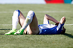 CD Leganes' Dimitrios Siovas during La Liga match. February 25,2017. (ALTERPHOTOS/Acero)