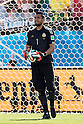 Sergio Romero (ARG), JULY 1, 2014 - Football / Soccer : FIFA World Cup Brazil 2014 Round of 16 match between Argentina 1-0 Switzerland at Arena de Sao Paulo in Sao Paulo, Brazil. (Photo by Maurizio Borsari/AFLO)