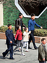 People on the streets of North Korea