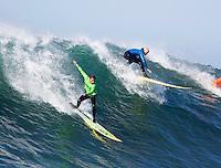 2008 Mavericks Surf Contest ®, January 12th 2008, Half Moon Bay, California
