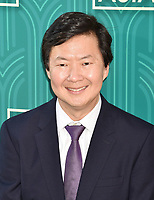 HOLLYWOOD, CA - AUGUST 07: Ken Jeong arrives at the Warner Bros. Pictures' 'Crazy Rich Asians' premiere at the TCL Chinese Theatre IMAX on August 7, 2018 in Hollywood, California.<br /> CAP/ROT/TM<br /> &copy;TM/ROT/Capital Pictures