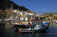 Puerto Mogan, Gran Canaria, Canary Islands, Spain