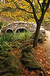 Old Stone Bridge in Golden Gate Park, San Francisco, California