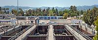 Tillman Water Reclamation Plant,  Overlook, Van Nuys, CA, Woodley Park, Lake Balboa,