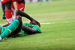 Simba versus Yanga Bomba football teams in Dar Es Salaam, Tanzania on Sunday, October 26, 2008. Yanga won the match 1-0.