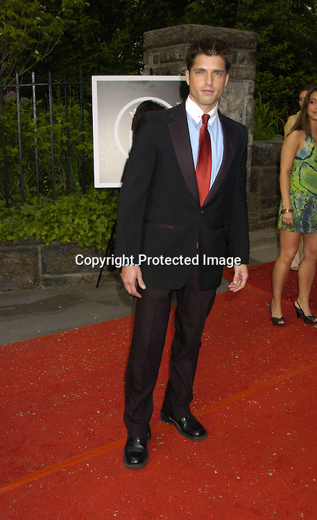 Scott Bailey ..at the Pre Daytime Emmy Awards Party at Gracie Mansion on May 19, 2005. ..Photo by Robin Platzer, Twin Images