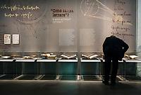 Leonardo da Vinci's exhibition, Uffizi Gallery, Florence