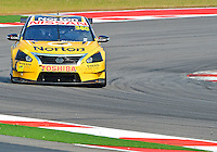 May 19, 2013 James Moffat #360 of Norton 360 Racing during V8 Supercars race 16 on day three of Austin 400 in Austin, TX.