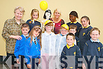 MAGICAL SCIENCE: School pupils.from around the county enjoyed the.Magical Science and Engineering Show.in Presentation Primary School hall on.Thursday morning.