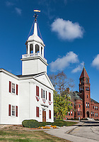 Pinkerton Academy campus, Derry, New Hampshire, USA