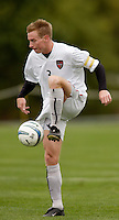 Chris Leitch of the MetroStars. The MetroStars defeated the Chicago Fire 2-0 during the inaugural Hall of Fame game on Monday October 11, 2004 at At-A-Glance Field at the National Soccer Hall of Fame and Museum, Oneonta, NY..