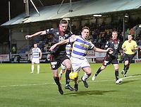 Greenock Morton v St Mirren 011116
