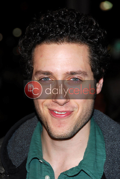 """Paulo Costanzo<br />at the premiere of """"Final Destination 3"""". Grauman's Chinese Theatre, Hollywood, CA 02-01-06<br />Dave Edwards/DailyCeleb.com 818-249-4998"""