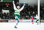 V&auml;ster&aring;s 2015-02-01 Bandy Elitserien V&auml;ster&aring;s SK  - Edsbyns IF :  <br /> V&auml;ster&aring;s Anders Bruun jublar efter sitt 6-1 m&aring;l under matchen mellan V&auml;ster&aring;s SK  och Edsbyns IF <br /> (Foto: Kenta J&ouml;nsson) Nyckelord:  Bandy Elitserien ABB Arena Syd V&auml;ster&aring;s SK VSK Edsbyn EIF Byn jubel gl&auml;dje lycka glad happy