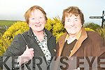 FASHION: Patsy Fenton and Bebe Lynch from Dingle enjoyed the Fashion Show held by the Failte Probus Club on Wednesday in the Ballyroe Hotel.