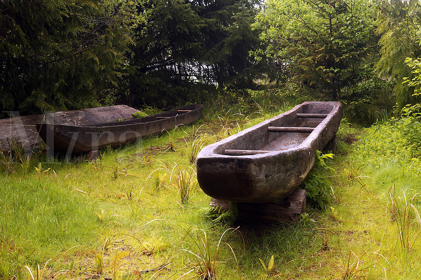 Canoe landing, Fort Clatsop National Memorial, Oregon