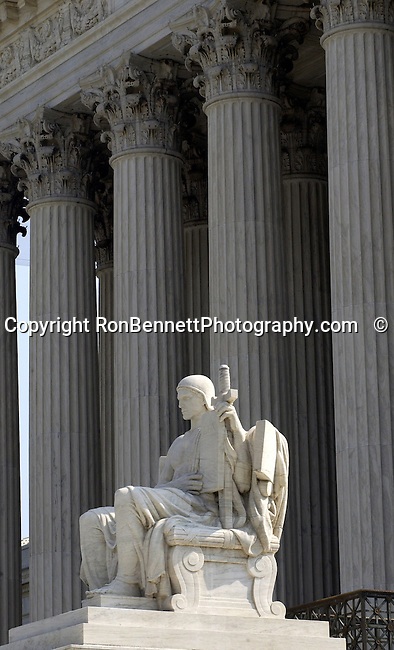 Supreme Court Washington DC, pillars, Washington, D.C. fine art photography by Ron Bennett (c). Copyright Fine Art Photography by Ron Bennett, Fine Art, Fine Art photo, Art Photography,