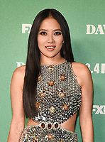 """LOS ANGELES - FEBRUARY 27: Christine Ko attends the red carpet premiere event for FXX's """"Dave"""" at the Directors Guild of America on February 27, 2020 in Los Angeles, California. (Photo by Frank Micelotta/FX Networks/PictureGroup)"""