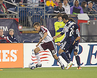 New England Revolution vs Colorado Rapids May 07 2011