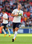 Tottenham's Toby Alderweireld in action during the pre season match at Wembley Stadium, London. Picture date 5th August 2017. Picture credit should read: David Klein/Sportimage