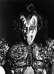 KISS 1979 Gene Simmons.© Chris Walter.