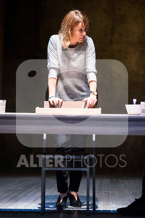 "Maria Adanez during the theater play of ""El Pequeño Poni"" at Teatro Bellas Artes in Madrid. August 16, Spain. 2016. (ALTERPHOTOS/BorjaB.Hojas)"