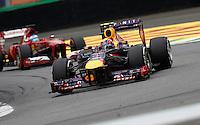 SAO PAULO, SP, 24.11.2013 - F1 GP BRASIL - O piloto australiano Mark Webber durante o Grande Prêmio do Brasil de Fórmula 1, no autódromo de Interlagos, zona sul da capital paulista, neste domingo (24). (Foto: Pixathlon / Brazil Photo Press).
