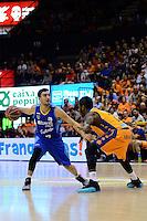 Liga Endesa ACB - 2014/15<br /> <br /> J4<br /> <br /> Valencia Basket vs Tuenti M&oacute;vil Estudiantes