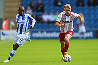 Alex Samuel of Stevenage during Colchester United vs Stevenage, Sky Bet EFL League 2 Football at the Weston Homes Community Stadium on 12th August 2017