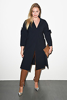 Iskra Lawrence at the Jasper Conran Spring Summer 2018 show as part of London Fashion Week, London, UK. <br /> 15 September  2017<br /> Picture: Steve Vas/Featureflash/SilverHub 0208 004 5359 sales@silverhubmedia.com