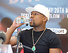 Floyd Mayweather Jr &amp; Frank Warren press conference at The Savoy Hotel, London, Great Britain <br /> 7th March 2017 <br /> <br /> Floyd Joy Mayweather Jr. is an American former professional boxer who competed from 1996 to 2015 and currently works as a boxing promoter. <br /> <br /> <br /> <br /> Photograph by Elliott Franks <br /> Image licensed to Elliott Franks Photography Services