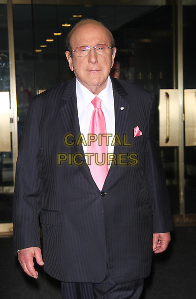 NEW YORK, NY - OCTOBER 3: Clive Davis at NBC's Today Show in New York City on October 3, 2014. <br /> CAP/MPI/RW<br /> &copy;RW/ MediaPunch/Capital Pictures