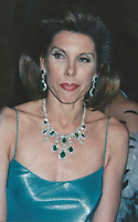 1998 <br /> Christine Baranski <br /> Photo By John Barrett-PHOTOlink.net/MediaPunch