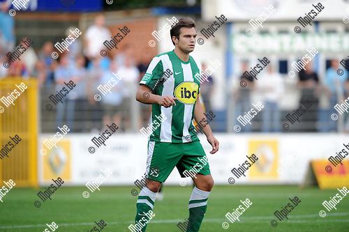 2012-08-23 / Voetbal / seizoen 2012-2013 / Racing Mechelen / Michael Seminck..Foto: Mpics.be
